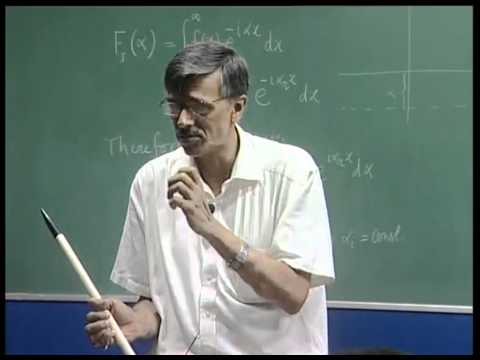 Mod-01 Lec-13 Instability and Transition of Fluid Flows