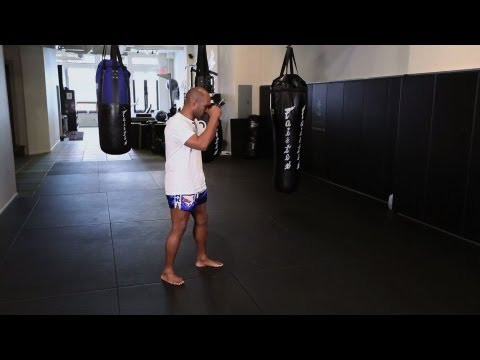 Starting Position | Muay Thai Basics | MMA
