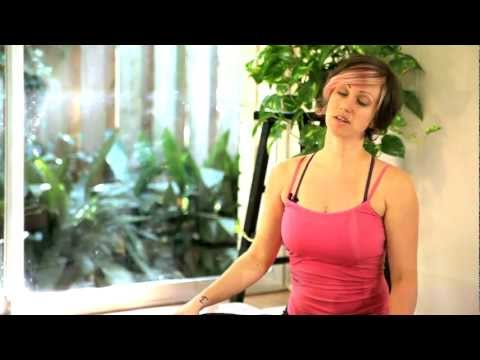 Relaxing Head & Neck Stretches, How To for Pain Relief | Austin Yoga Instructor Jen Hilman
