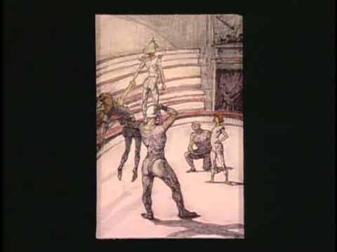 Henri Toulouse-Lautrec's Circus Drawings