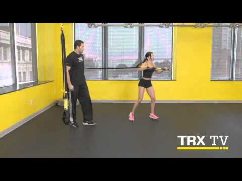 Chest Press With TRX: TRX TV Weekly Sequence Week 1