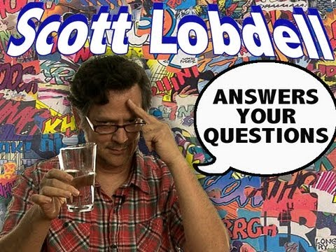 Scott Lobdell Creates a Superhero In One Minute!