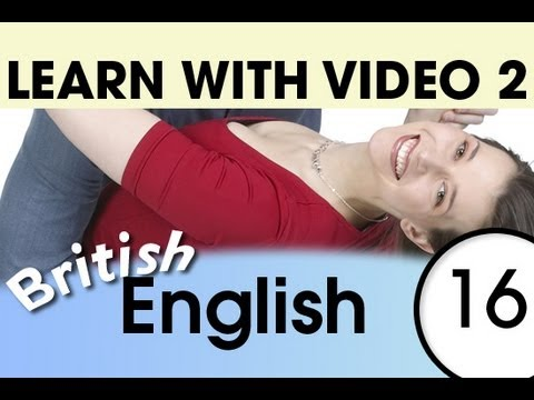 Learn British English with Video - Talk About Hobbies in British English