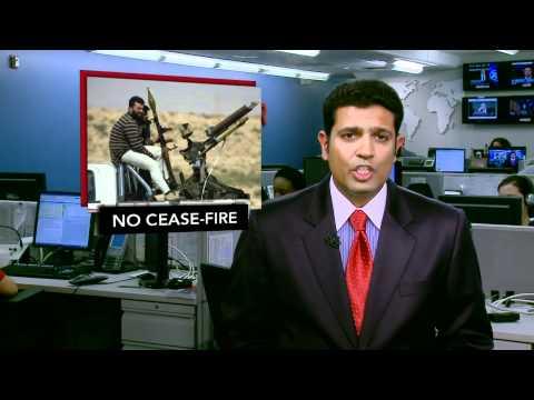 News Wrap: Romney Officially Seeks 2012 GOP Bid; Gbagbo Captured