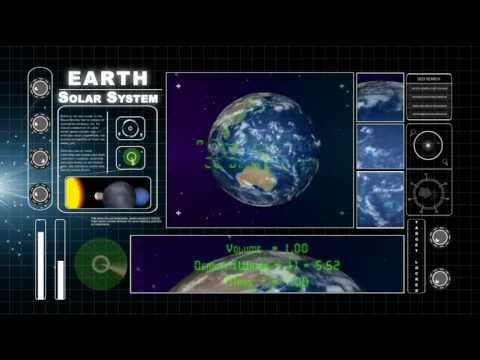 Kids Educational Videos - The Solar System - Earth