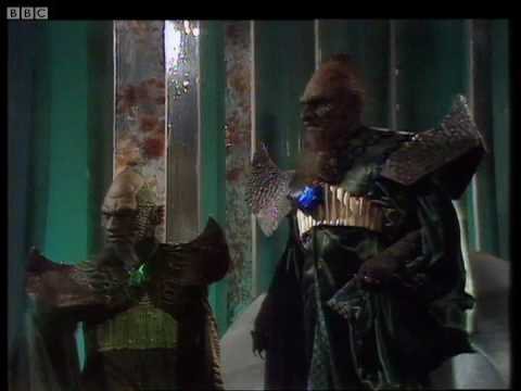 The Doctor meets the Draconian Prince - Doctor Who Classic - Frontier in Space - BBC