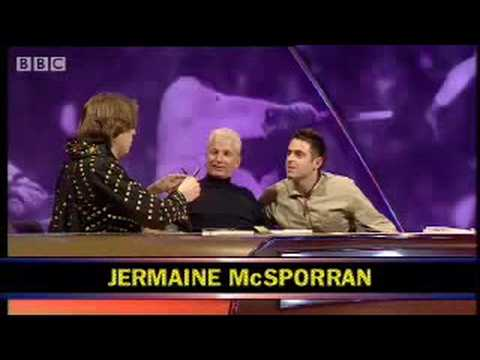 Ronnie O'Sullivan plays the name game with Jonathan Ross - BBC