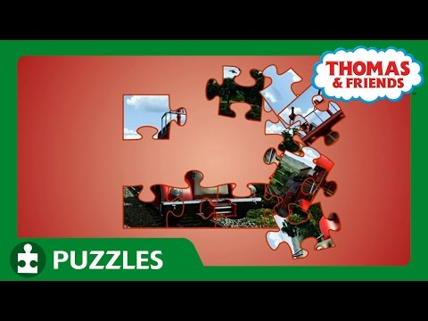 Thomas & Friends: Engine Puzzle #9 - US