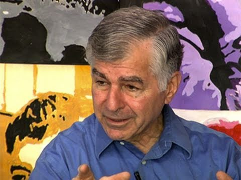 Former Gov. Dukakis Condemns Teaching to the Test