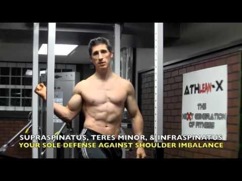 """Shoulder Workout """"MUST"""" - Bulletproof Shoulders Exercise!"""