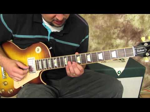 Learn the Pentatonic Guitar Scale Solo
