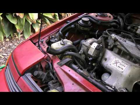 Flushing Your Car's  Cooling System