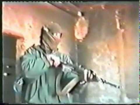 Al Qaeda Training Footage - Building Takeover