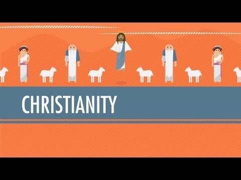Christianity from Judaism to the Constantine: Crash Course World History #11