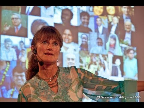 TEDxKarachi - Jacqueline Novogratz -  Investing in Patient Capital