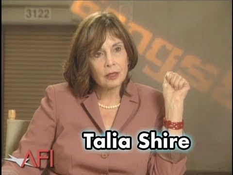 Talia Shire On The Royal Corleone Family