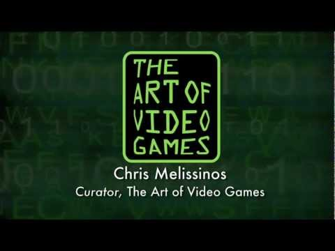 The Art of Video Games: Chris Melissinos, Curator