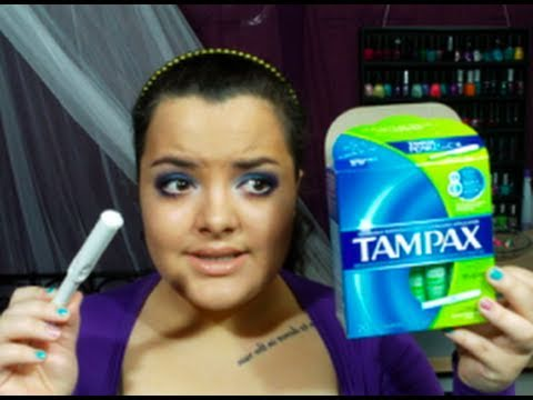 Lets Talk: Tampons