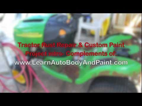 FWD: Learn Rust Repair & How To Prep Surface Rust For Painting!