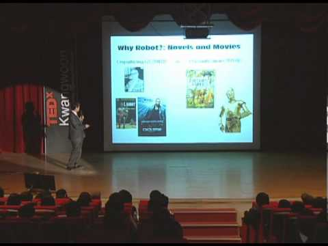 TEDxKwangoon - 김진오- Why Robot? - 03/27/10 - Korean Subtitle