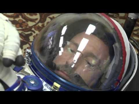 ISS's Next Residents in Kazakhstan