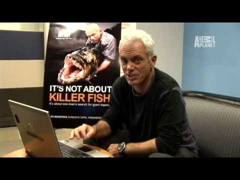 River Monsters - Facebook FAQs #2
