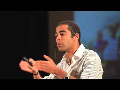 Keep your back straight: Mahmoud Wafik Sabae at TEDxYouth@Cairo