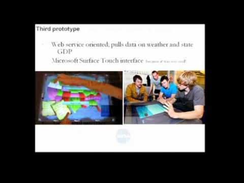 GeoDesign Summit 2010: Ola Ahlqvist: GeoGames—Board Game Metaphors for GIS (Part 2 of 2)