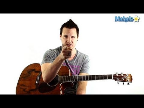 """How to Play """"Chasing Cars"""" by Snow Patrol on Guitar"""