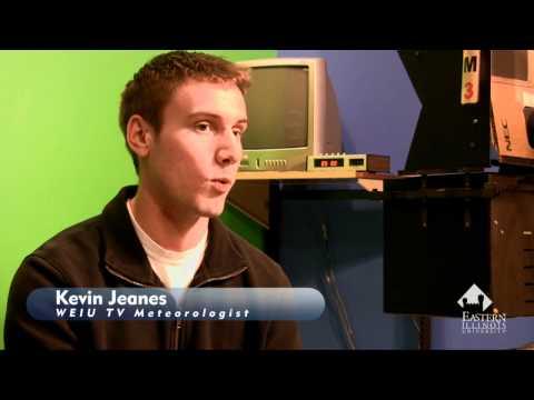 Broadcast Meteorology Practicum: Kevin Jeanes Part 1