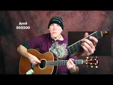 Learn to make music acoustic beginner guitar song melody lesson techniques & build unique chords