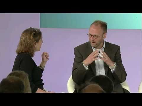 Putting the Pieces Together - Jorgen Vig Knudstorp & Kirsty Wark at European Zeitgeist 2011