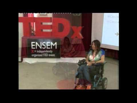 la prise de décision  :  Sara Maalal at TEDxENSEM