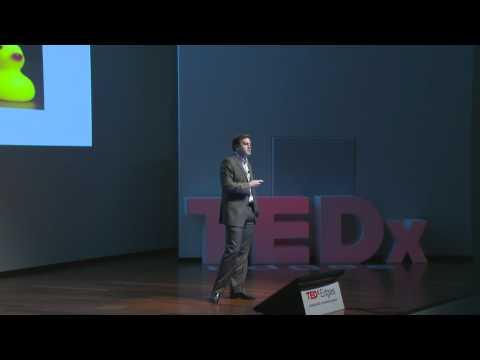 "TEDxEdges 2011 - Dana T. Redford - ""Portugal's Entrepreneurial Transition"""