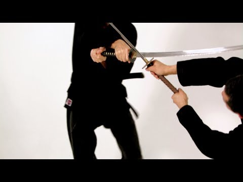 Technique: Sage Variation | Katana Sword Fighting