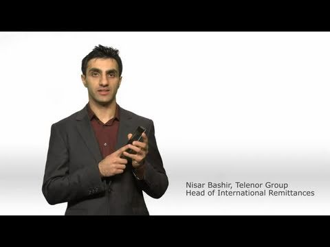 Mobile Financial Services Development Report 2011 - Nisar Bashir (Telenor Group)