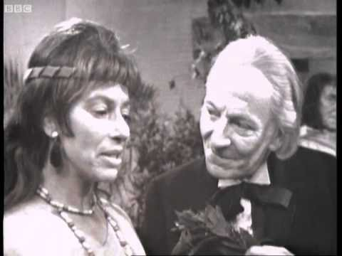 The Doctor quizzes Cameca - Classic Doctor Who - BBC