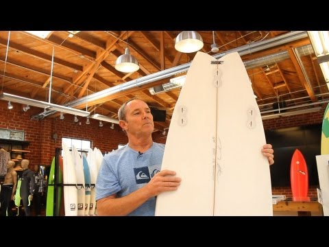 How to Choose a Surfboard: Wing Tails