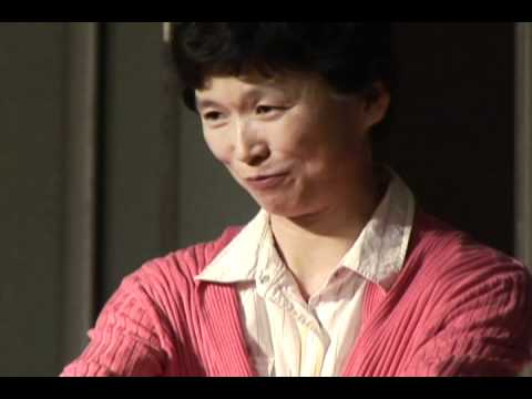 TEDxEwhaWomen-HyeJeong Kim-Thank You for Being With Me