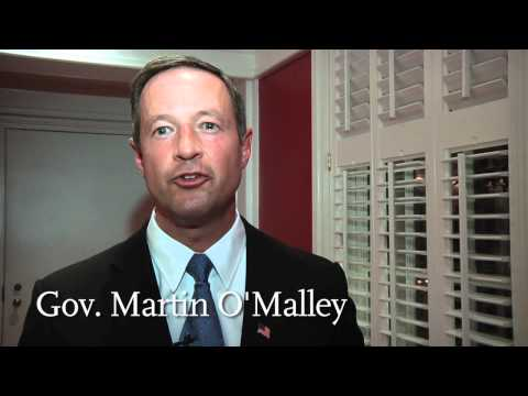 Gov. Martin O'Malley on the American Idea