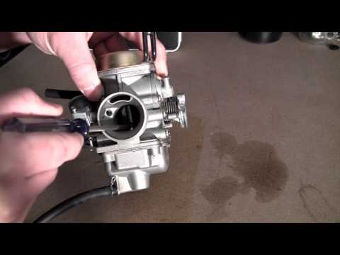 How to Build a Go Kart - 14 - Carburetor Overview