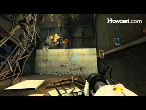 Portal 2 Secrets / Chapter 2 - Room 03/22 - The Lab Rat's Song