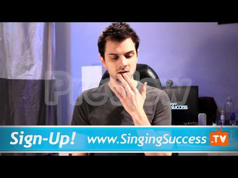 Singing Classes - 3 Stage Vocal Warm Up - Part 3