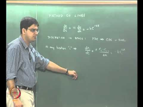 Mod-09 Lec-40 Partial Differential Equations Part 4