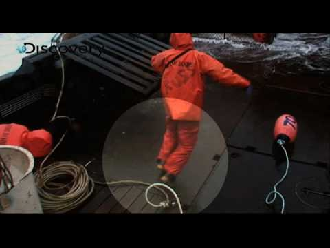 Deadliest Catch Season 5 - Close Call for Russ