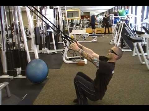 Suspension Training - Squats