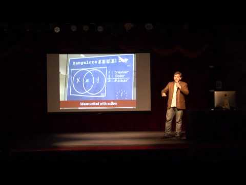 TEDxBrooklyn :: Chad Dickerson :: Definition of a Hacker