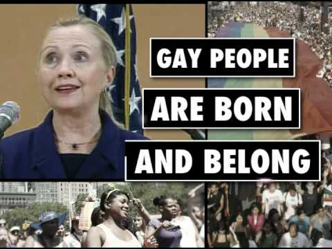 Gay Rights Are Human Rights Speech by Secretary Clinton