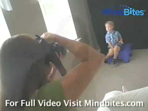 How to Take Better Portraits of Your Kids