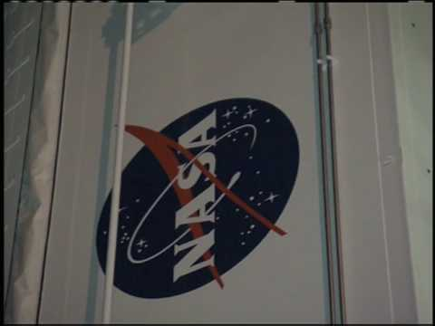Next Shuttle Mission's Payload Proceeds to Pad